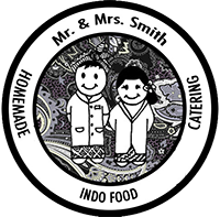 Mr & Mrs Smith Indofood Catering